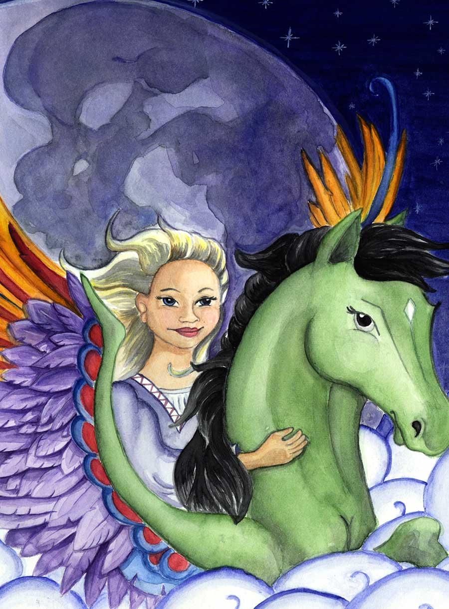 hesten-pigen-og-snottrolden-bogforside-