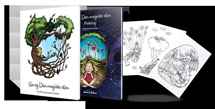3-bogpakke-Sia-og-den-magiske-sten